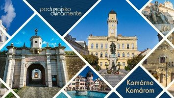 Guided tours in Komárno